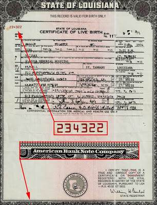 birth certificate Secured Party Creditor   Discover FREEDOM & Sovereignty
